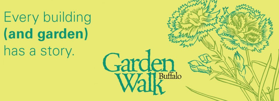 Hamburg Garden Walk 2016: Buffalo Architecture Foundation