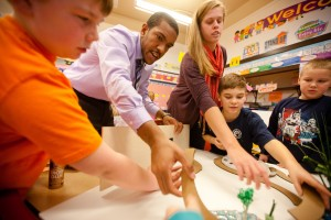 Architecture + Education Volunteer Outreach