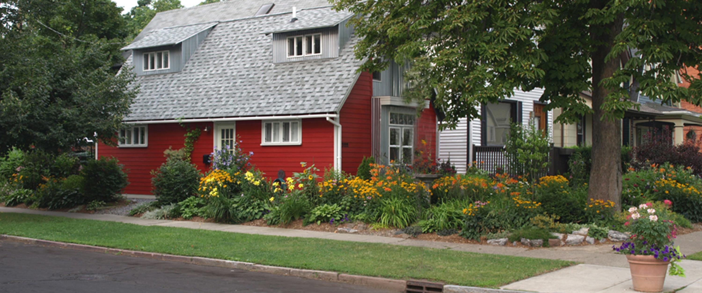 Buffalo Garden Walk Stories - 322 Bryant
