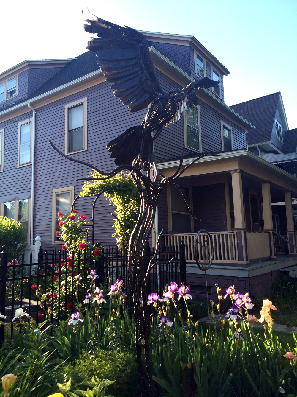 Buffalo Garden Walk Stories - 296 Baynes